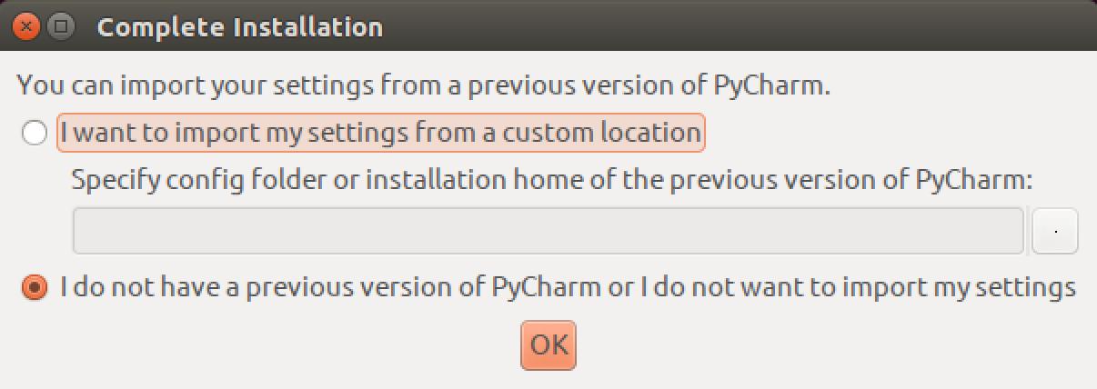 001_PyCharm导入配置信息.png